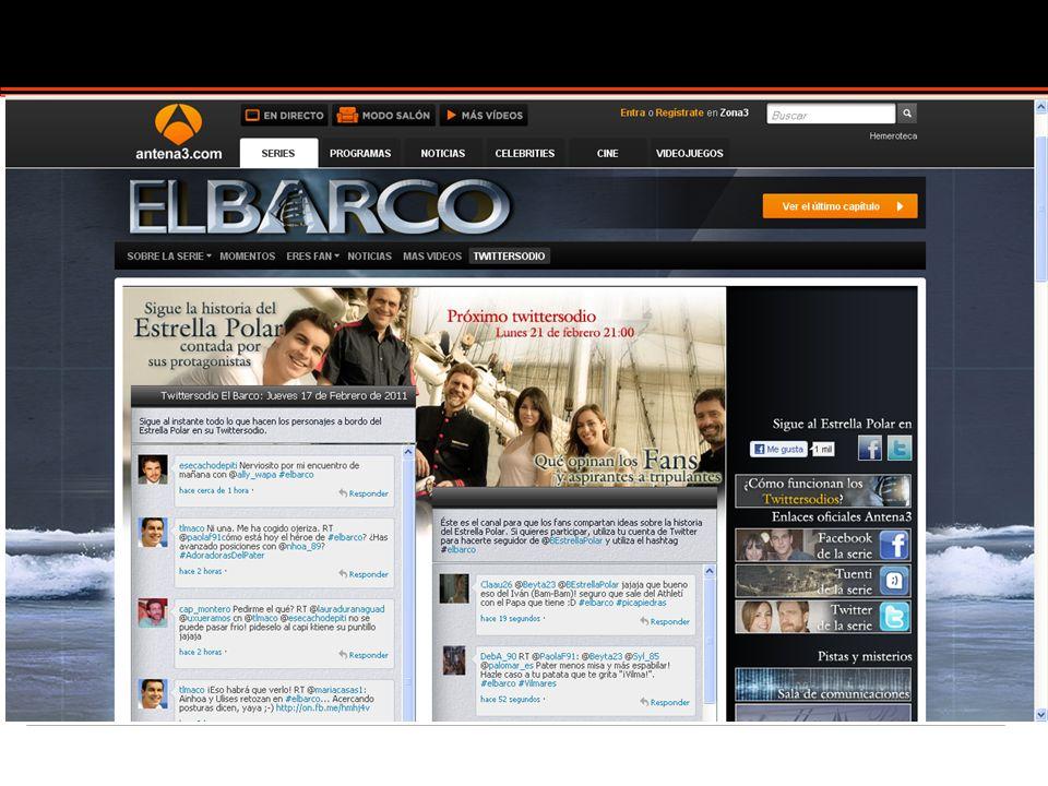 Internet y telefonía móvil En la World Wide Web se están empleando diversas modalidades de contenidos audiovisuales (Rodríguez, 2008): Películas.