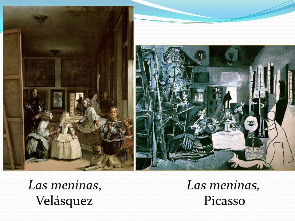 Las meninas, Las meninas, Velásquez Picasso