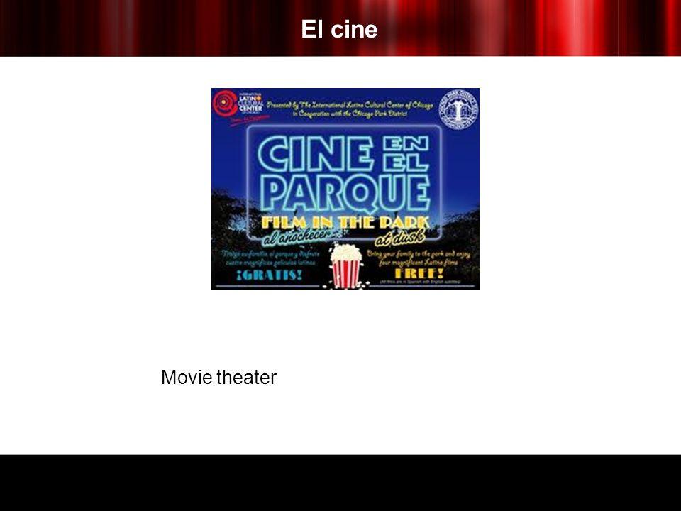 La película Movie
