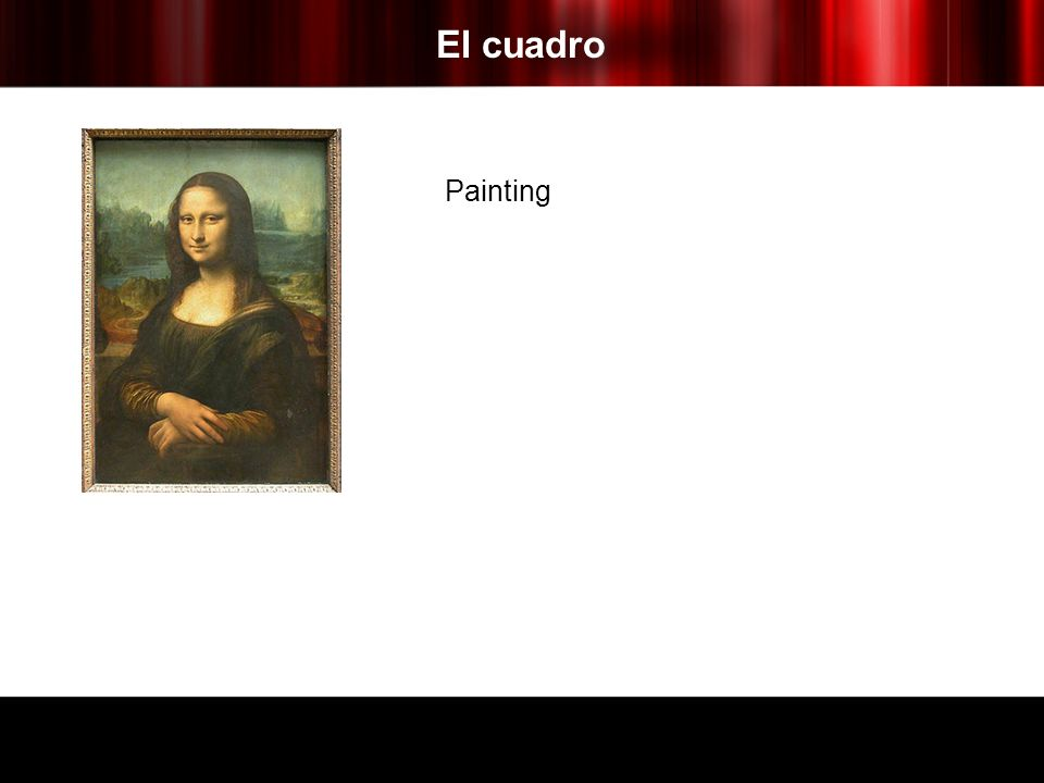 El cuadro Painting