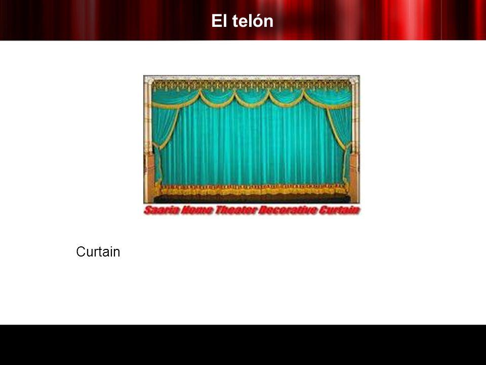El telón Curtain