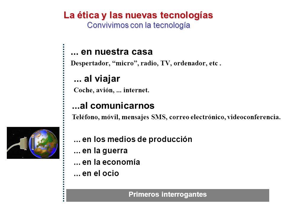 Comunicación y tecnología ¿Estamos hiper-comunicados.