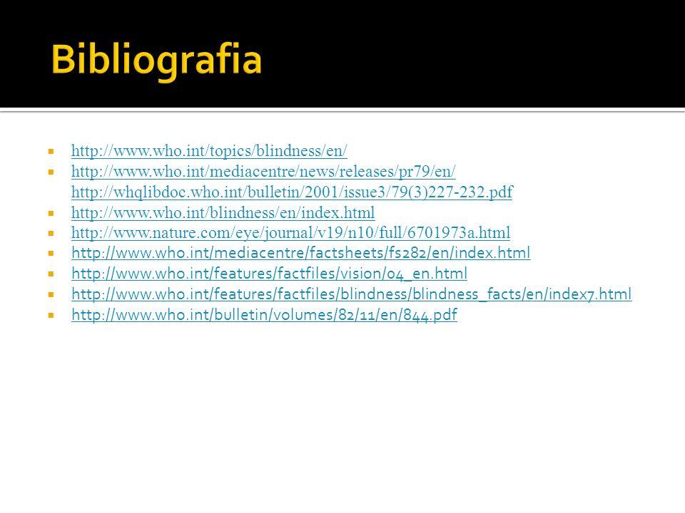 http://www.who.int/topics/blindness/en/ http://www.who.int/topics/blindness/en/ http://www.who.int/mediacentre/news/releases/pr79/en/ http://whqlibdoc