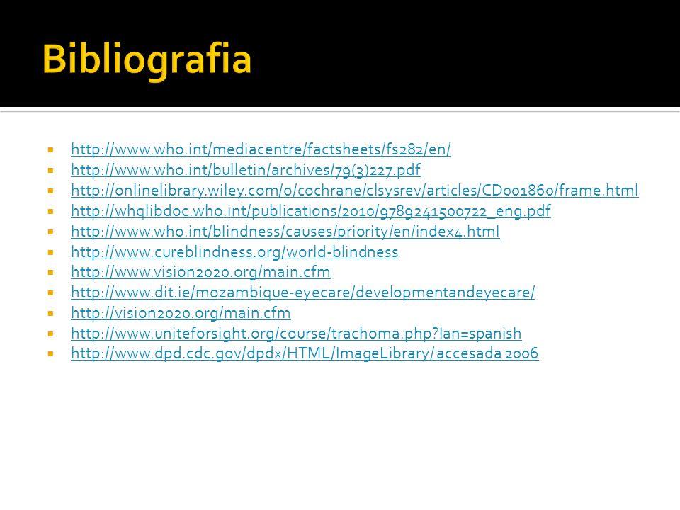 http://www.who.int/mediacentre/factsheets/fs282/en/ http://www.who.int/bulletin/archives/79(3)227.pdf http://onlinelibrary.wiley.com/o/cochrane/clsysr