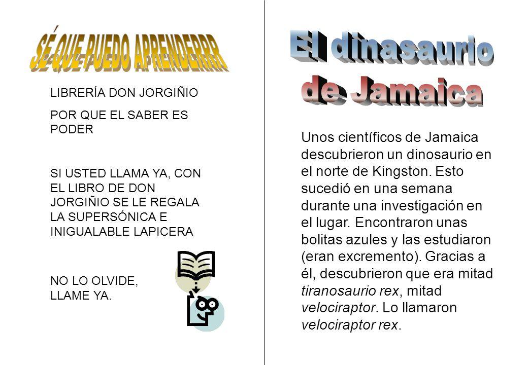 LIBRERÍA DON JORGIÑIO POR QUE EL SABER ES PODER SI USTED LLAMA YA, CON EL LIBRO DE DON JORGIÑIO SE LE REGALA LA SUPERSÓNICA E INIGUALABLE LAPICERA NO LO OLVIDE, LLAME YA.