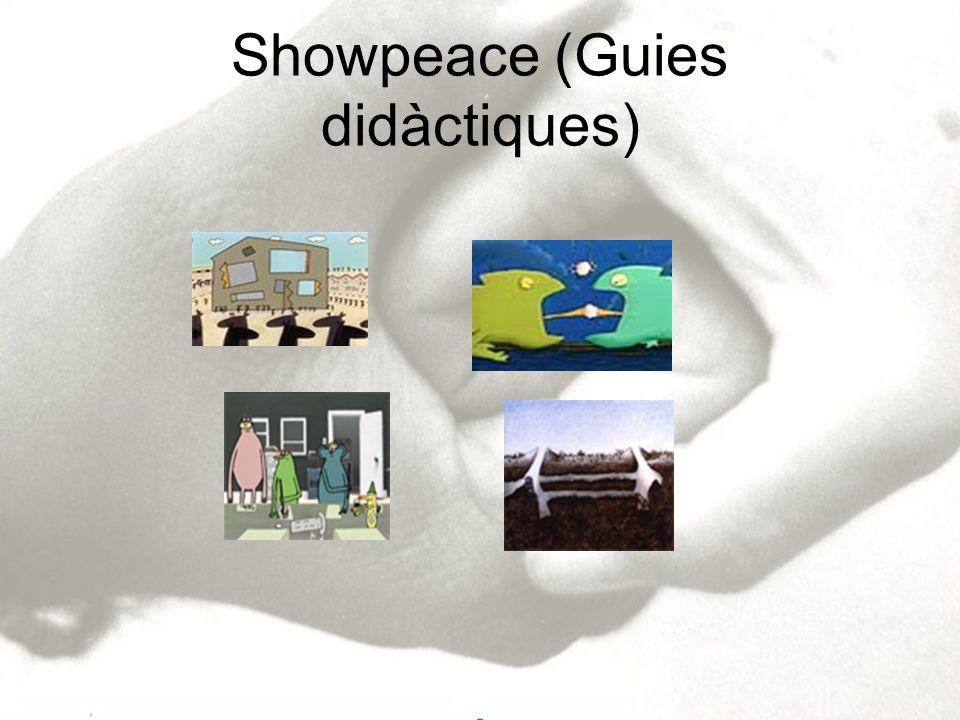 Showpeace (Guies didàctiques)