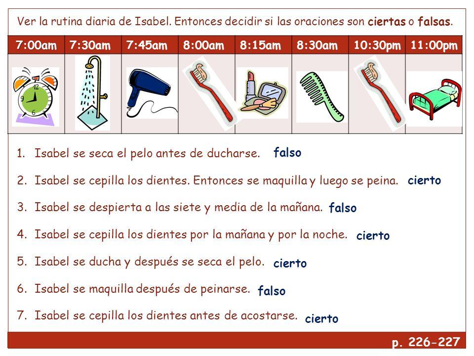 Los verbos GUSTAR ¿Te acuerdas.