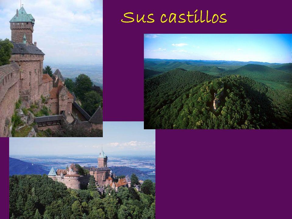 Sus castillos