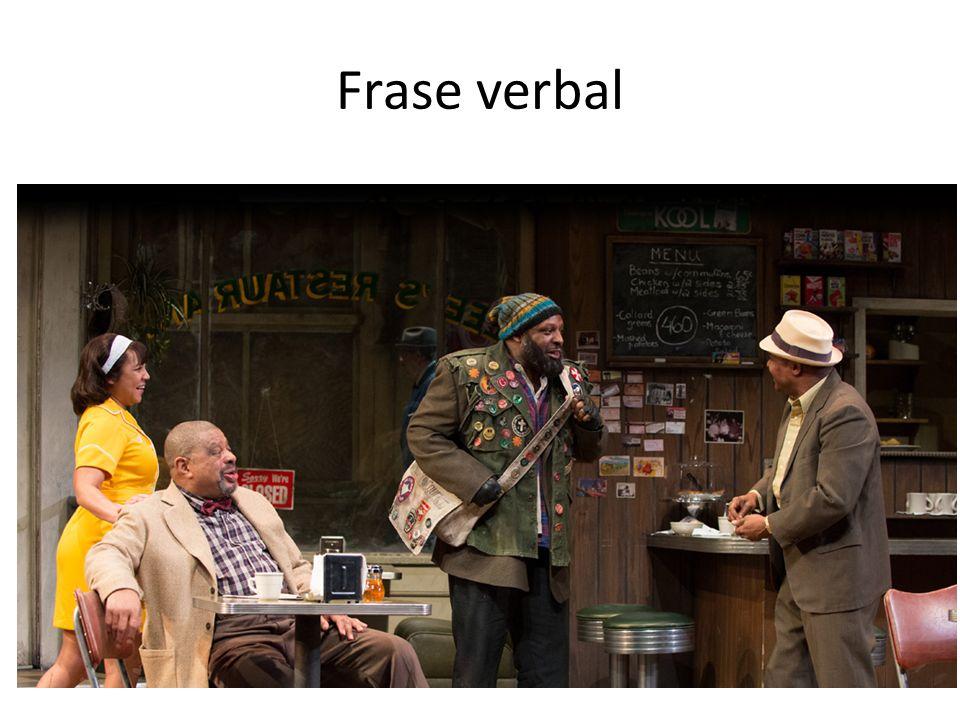 Frase verbal