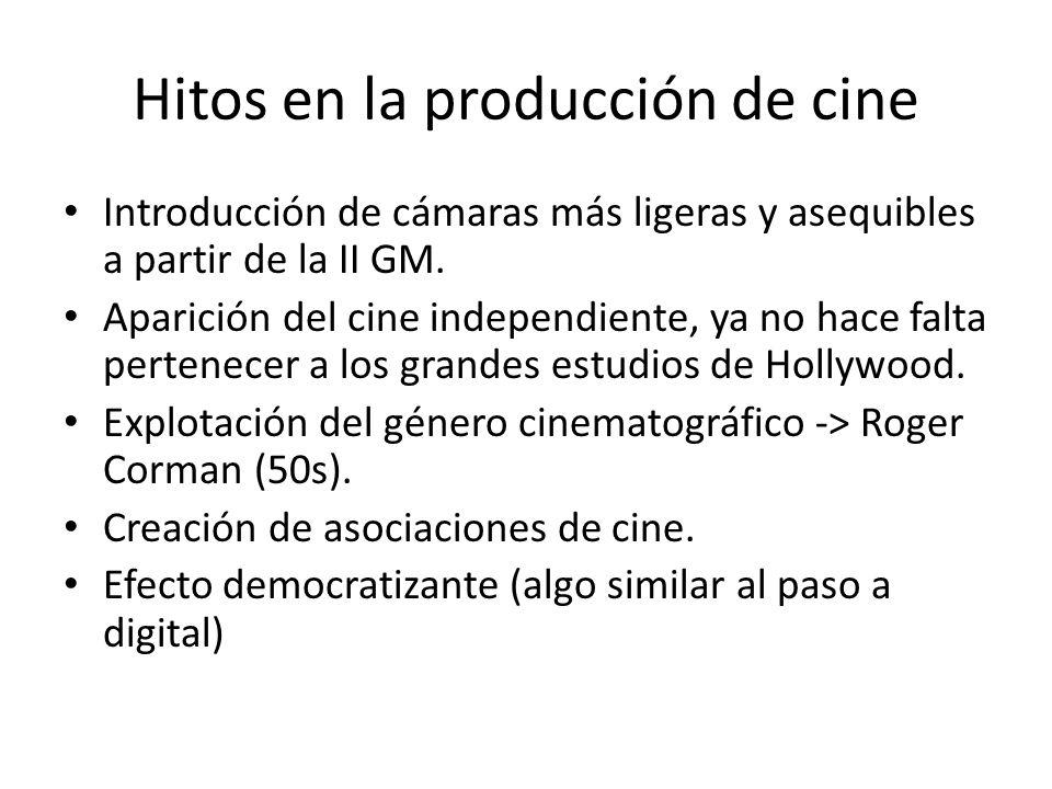Evolución del cine digital (V) Cine Dogma: Celebración (Vinterberg, 1995), Los idiotas (Von Trier, 1998), filmadas con mini- DV: low-tech y low-cost.
