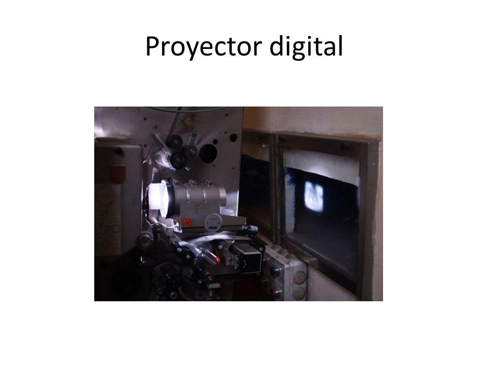 Proyector digital