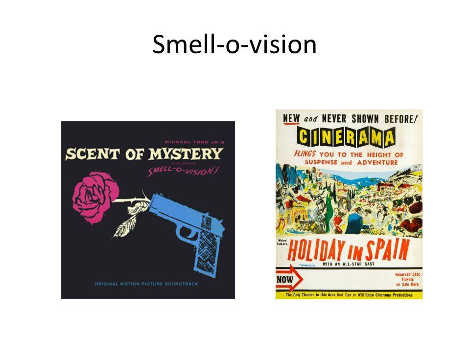Smell-o-vision
