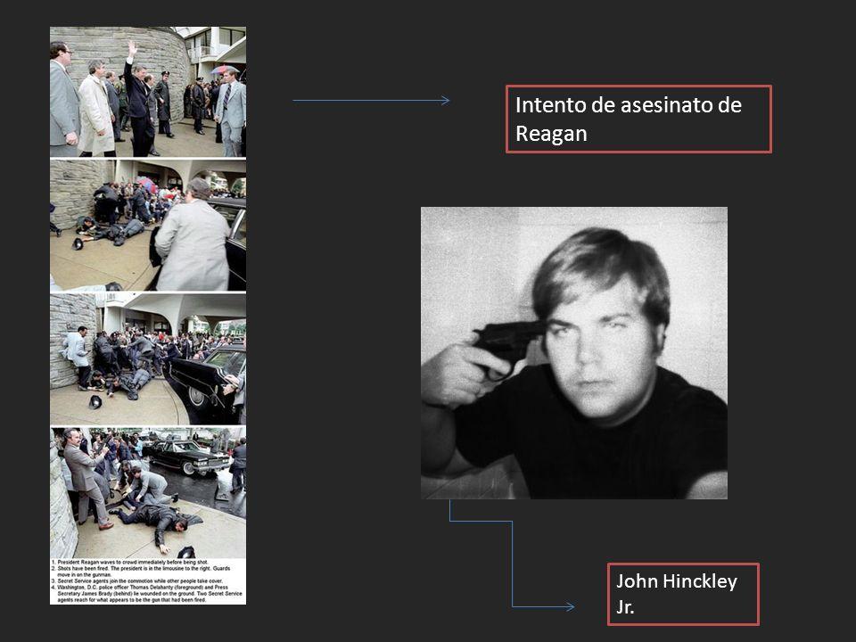 Intento de asesinato de Reagan John Hinckley Jr.