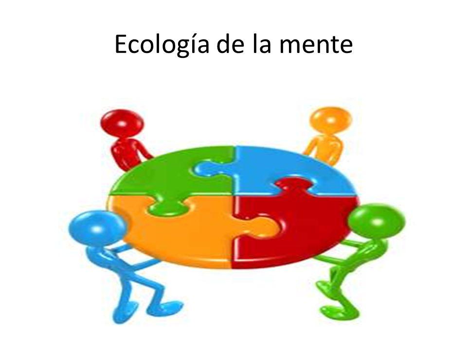 Ecología de la mente