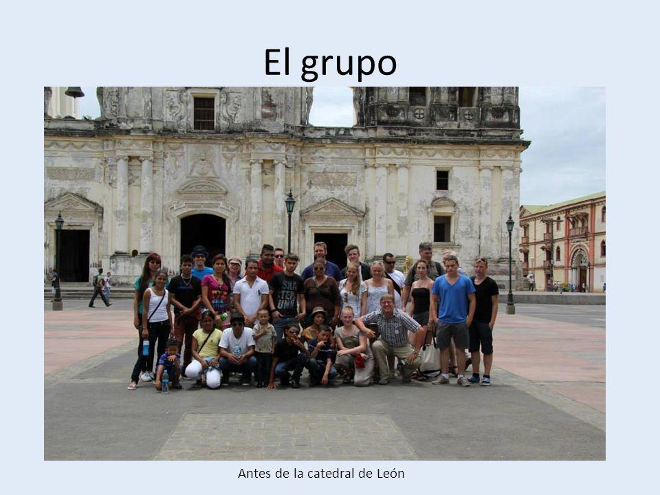 El grupo Antes de la catedral de León