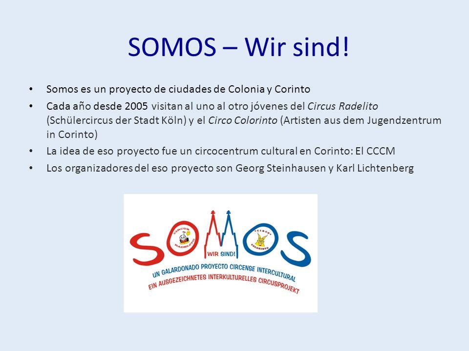 SOMOS – Wir sind.