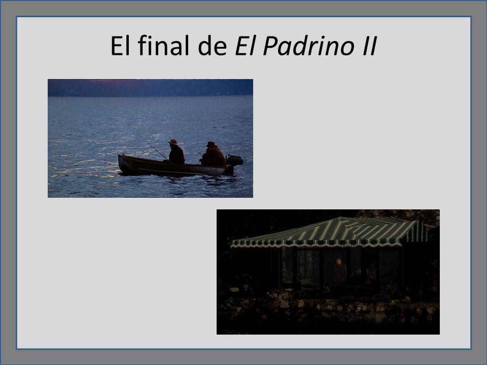 El final de El Padrino II