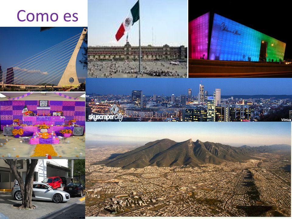 Como el mundo piensa de Mexico