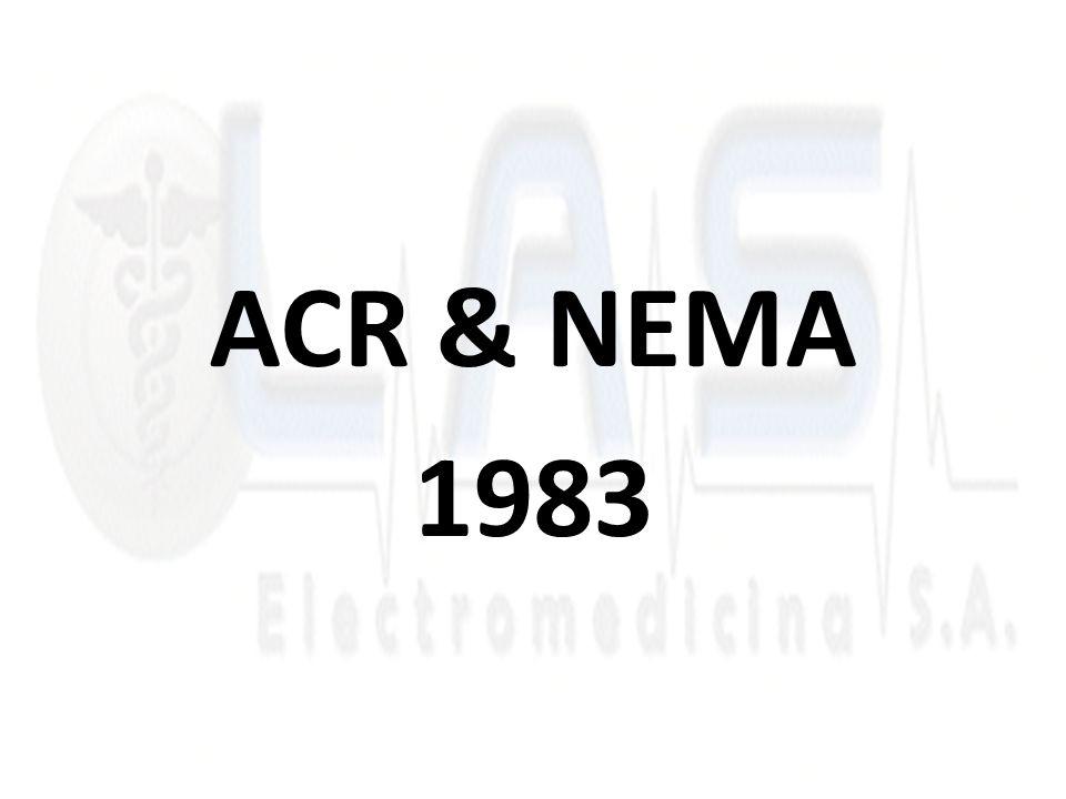 ACR & NEMA 1983