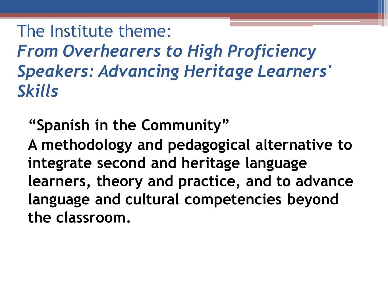 Activities Read materials / Watch movies Active class participation Presentation Discussion/Debates Tareas Written work.