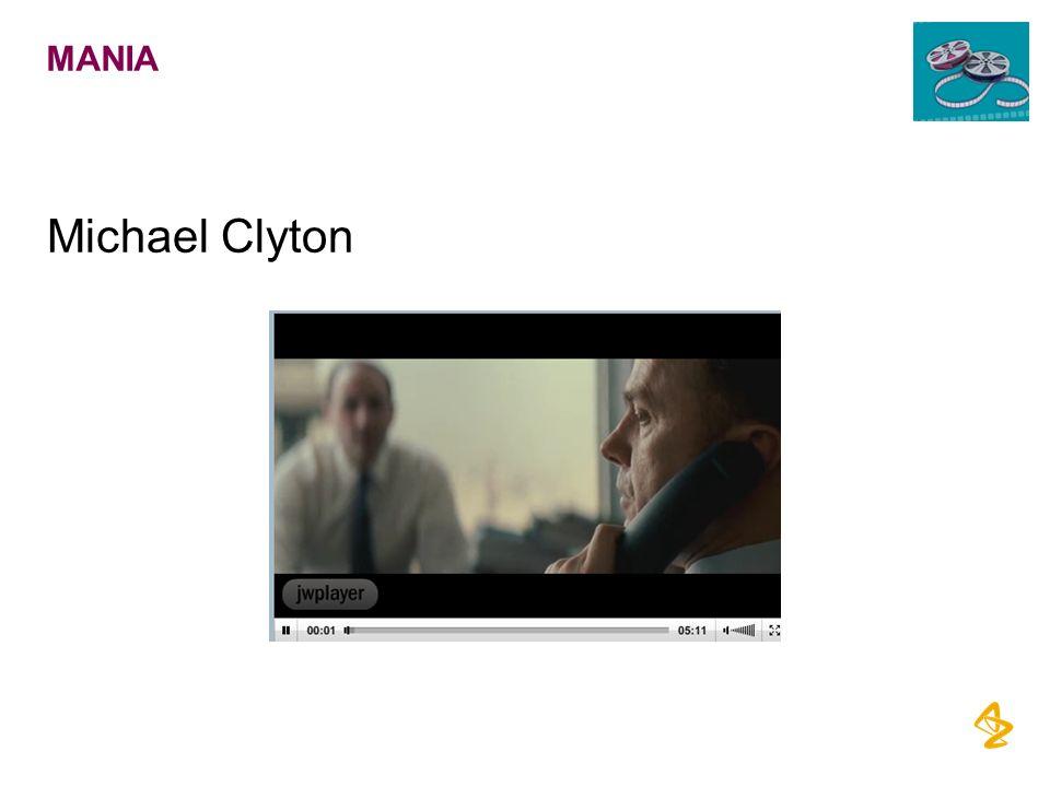 MANIA Michael Clyton