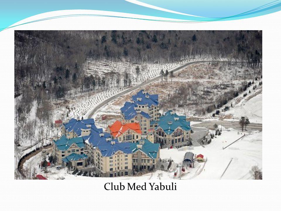Club Med Yabuli