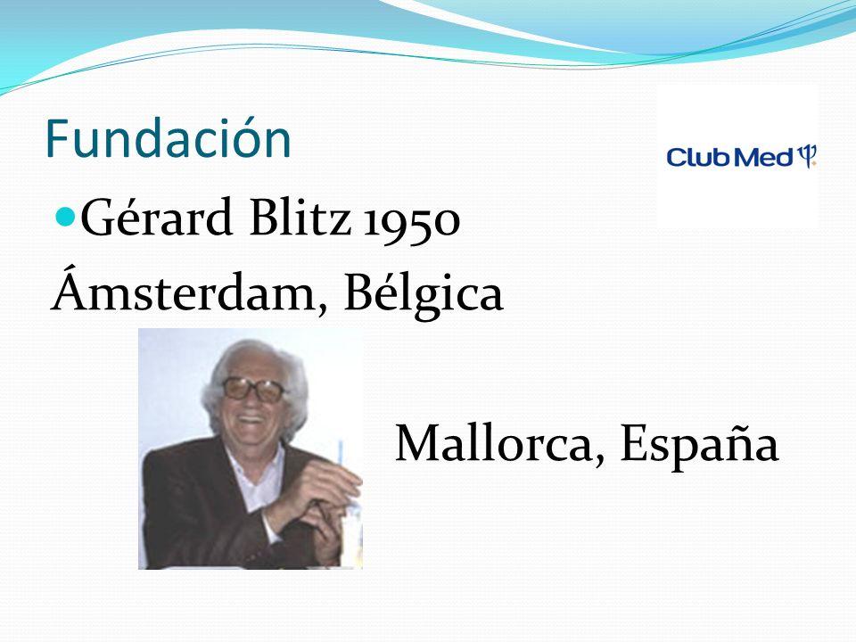 Fundación Gérard Blitz 1950 Ámsterdam, Bélgica Mallorca, España