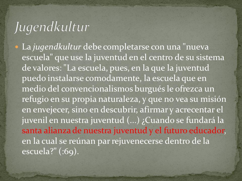 TRECs: Trabajos de Investigación en 2º Bachillerato sobre tribus urbanas.