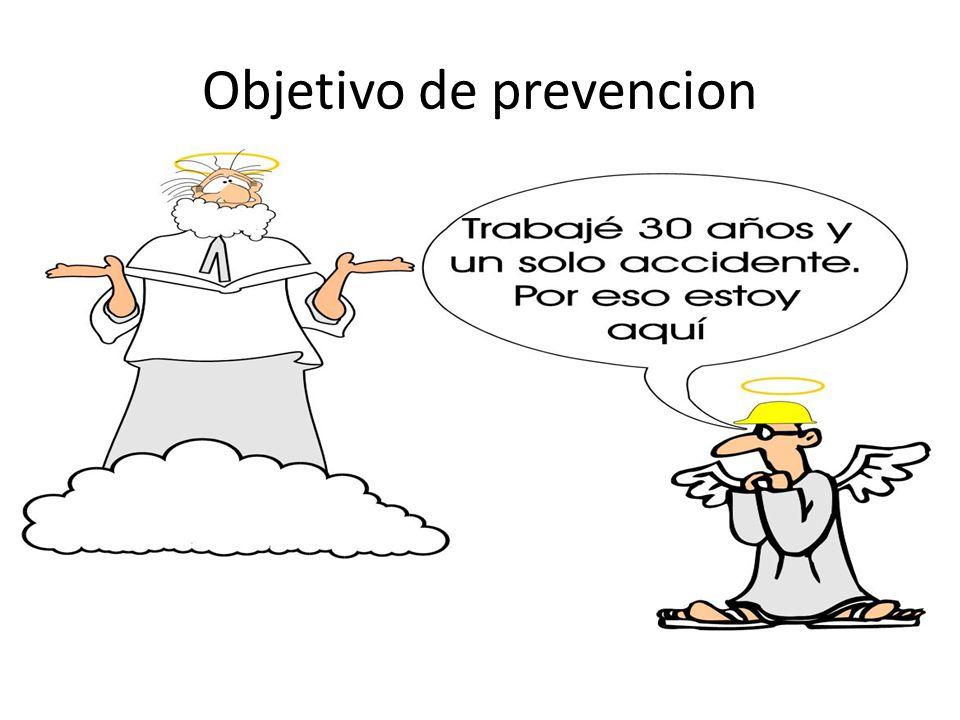 Objetivo de prevencion