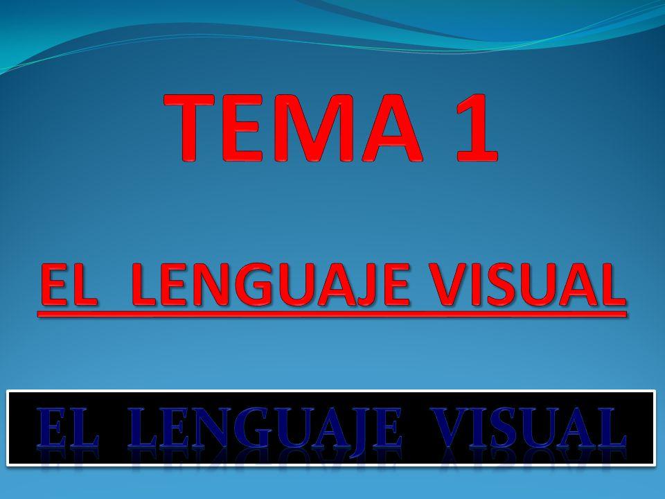 TEMA 1.EL LENGUAJE VISUAL ¿Cuáles son los signos convencionales en la comunicación visual.