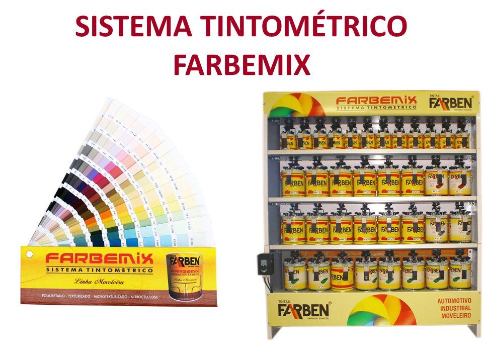 SISTEMA TINTOMÉTRICO FARBEMIX