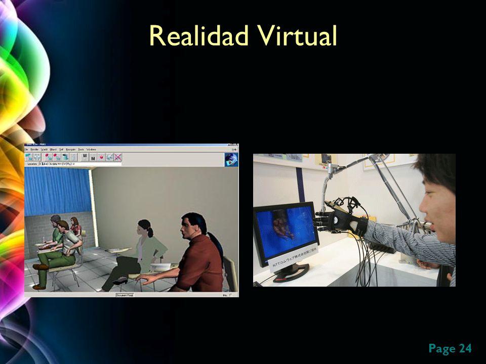 Page 24 Realidad Virtual