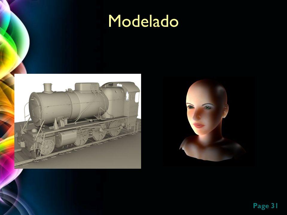 Page 31 Modelado