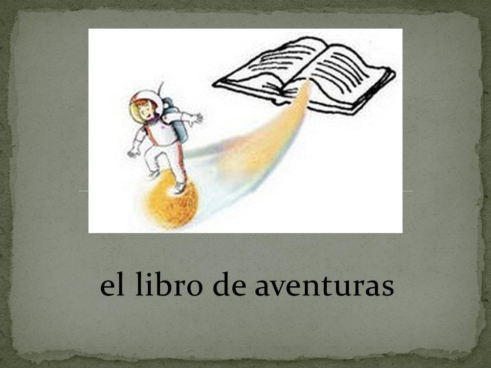 el libro de aventuras