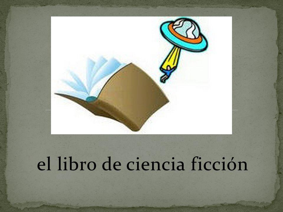 el libro de ciencia ficción