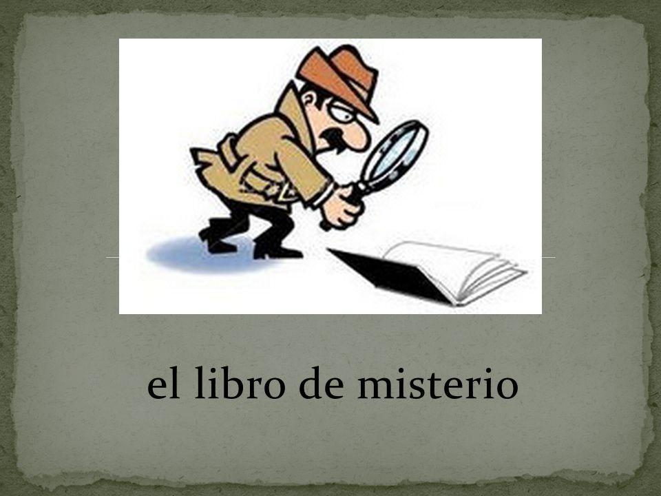 el libro de misterio