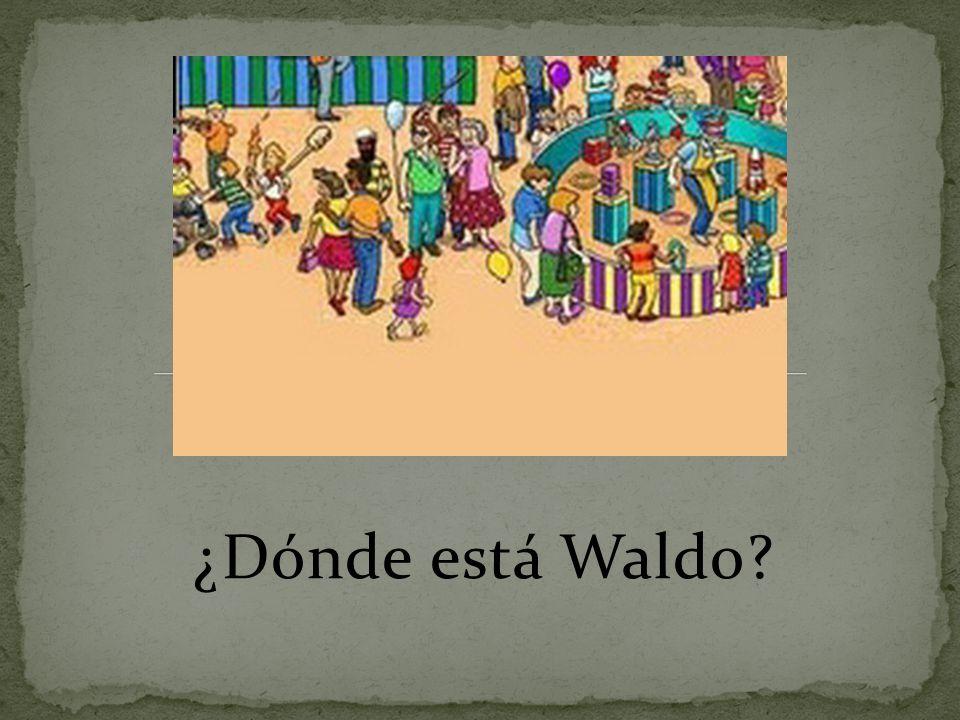¿Dónde está Waldo