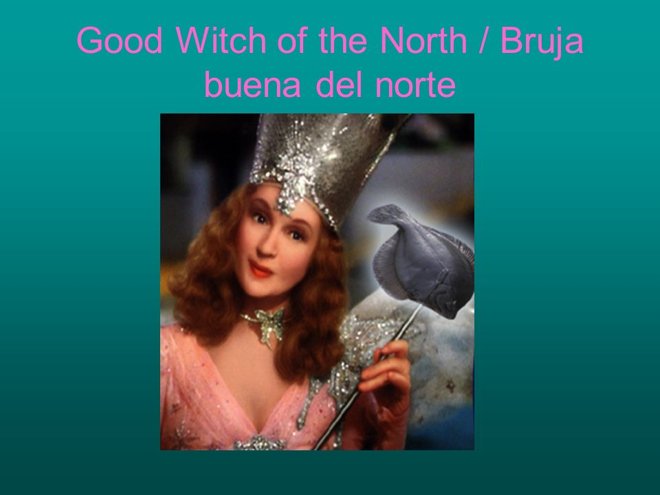 Good Witch of the North / Bruja buena del norte