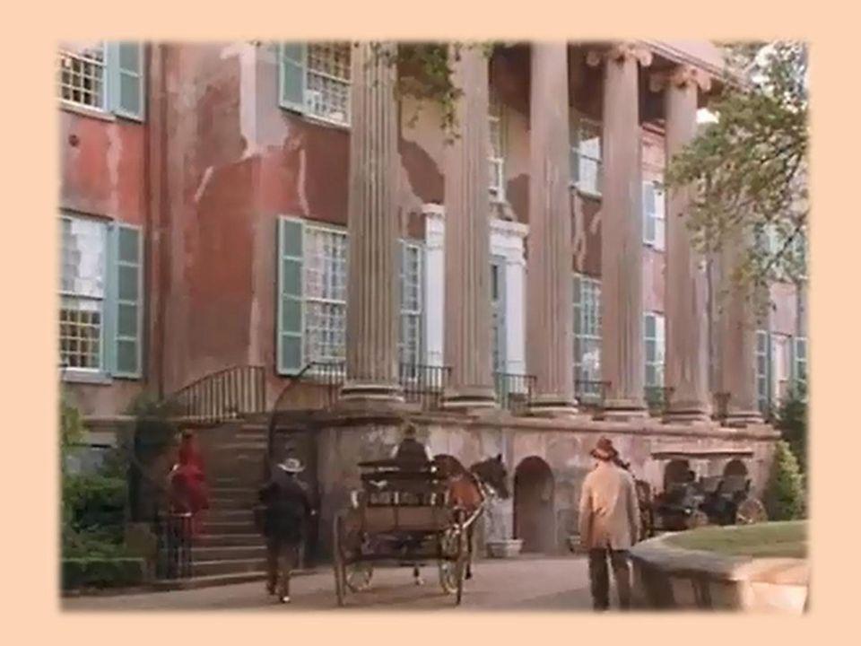 La trama es la historia de una joven de familia aristócrata sureña en la época de la Guerra Civil en EU. La película fue interpretada por Vivien Leigh