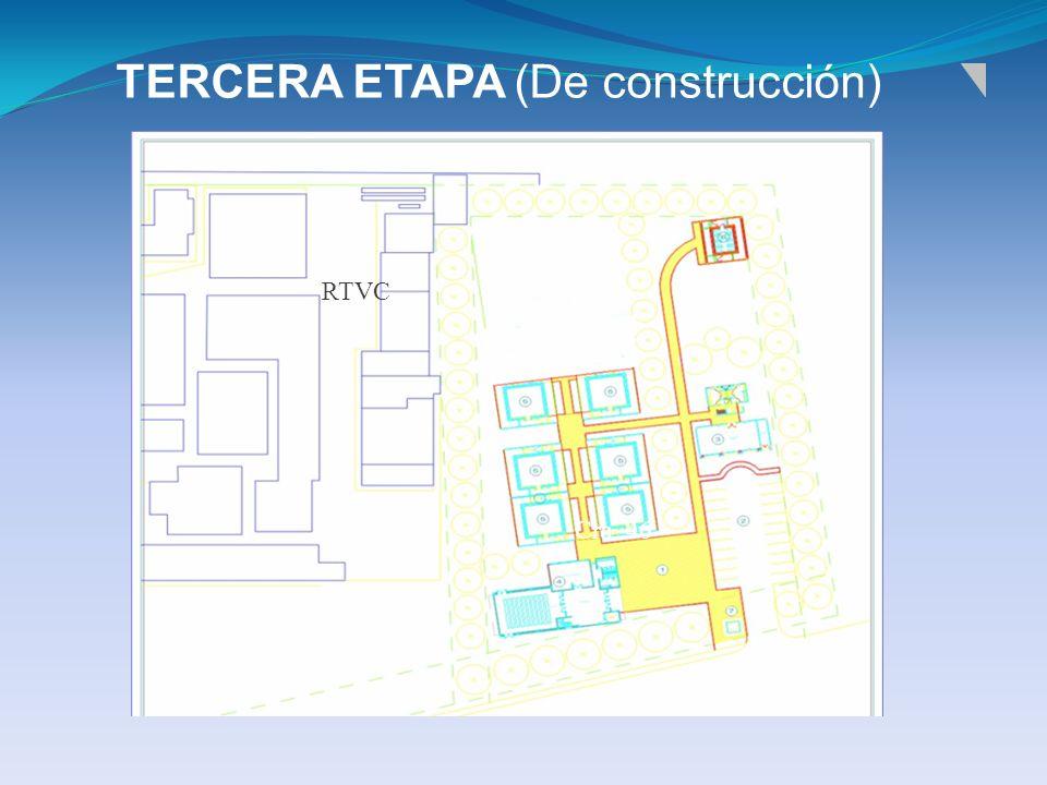TERCERA ETAPA (De construcción) Cra. 46 RTVC