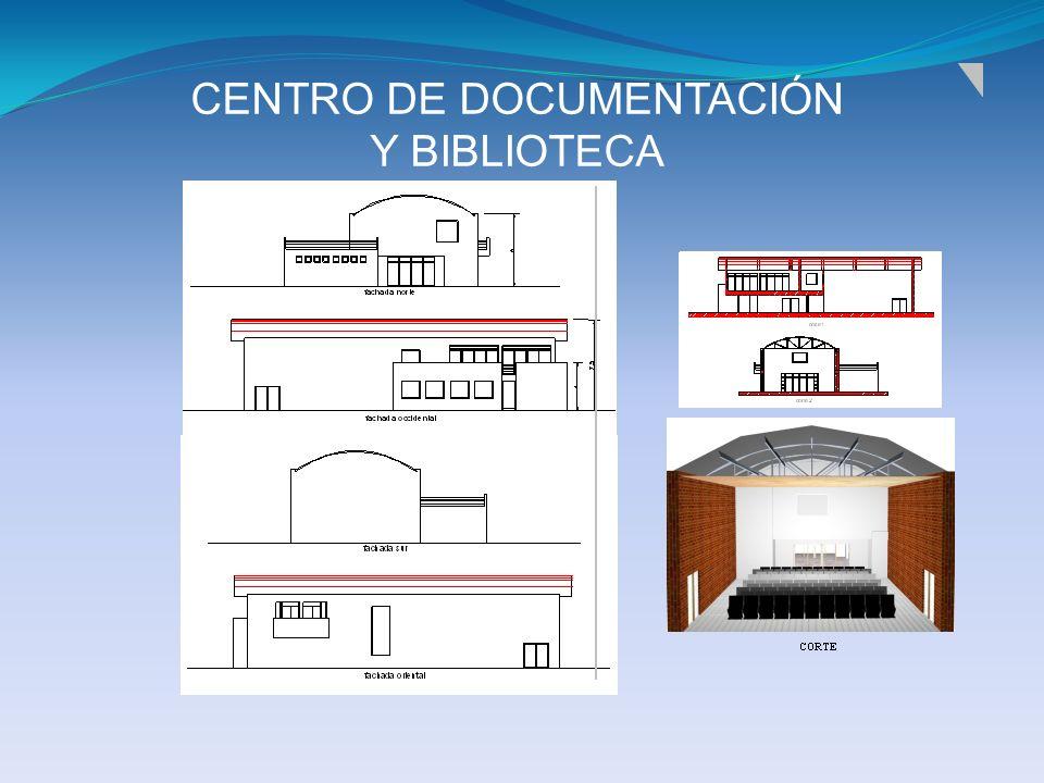 CENTRO DE DOCUMENTACIÓN Y BIBLIOTECA