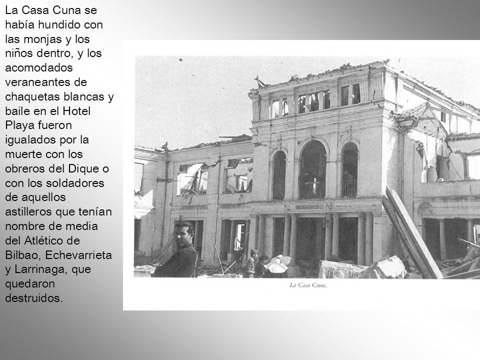 Tan rojo como el cielo se puso pronto el mármol de la entrada del Hospital Mora. Era la sangre de los heridos, que llegaban en camiones, arrastrados p