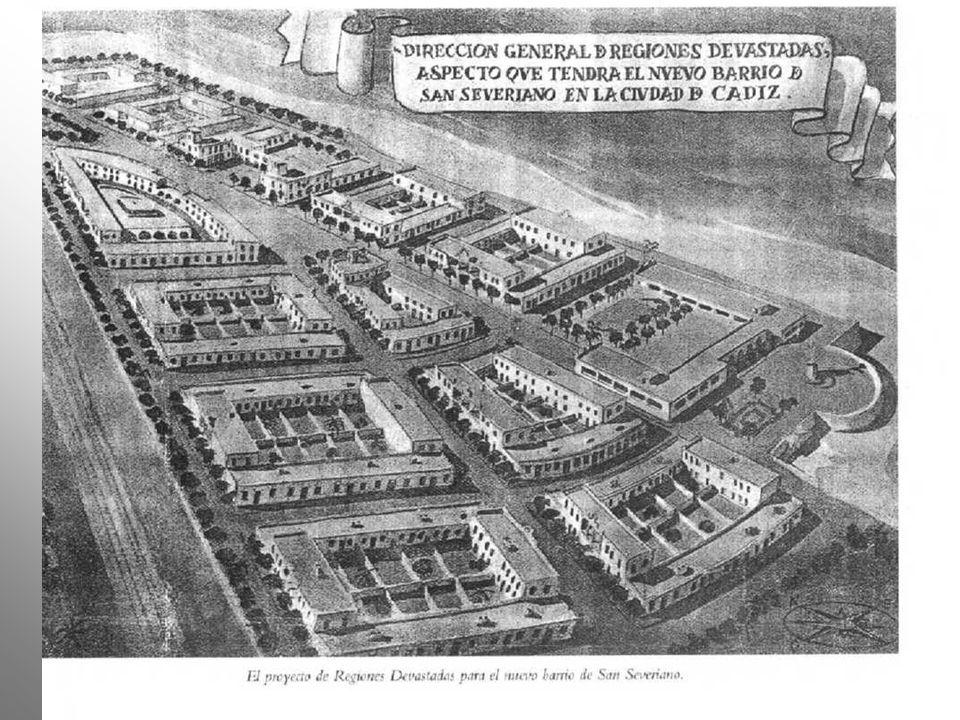 Murieron muchos gaditanos, pero nacieron la Barriada España, Trille, Brunete, Puntales, La Paz. Nacieron Astilleros Españoles, incautados los de Echev