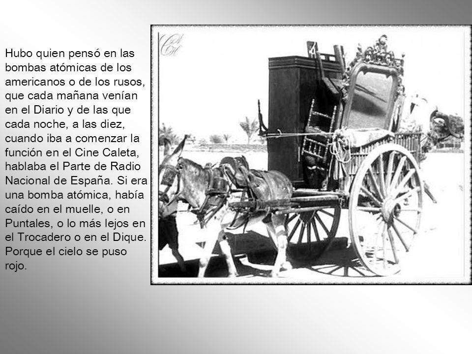 Antonio Machín nunca llegó a cantar aquella noche del 18 de agosto de 1947 en el Cortijo Los Rosales. A eso de las diez, las mismas murallas de San Ca
