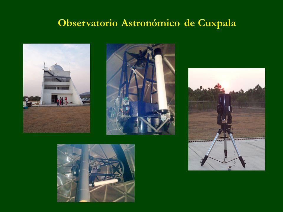 Observatorio Astronómico de Cuxpala