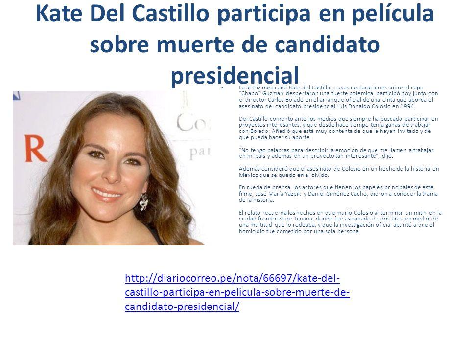 La Reina del Sur desmiente ser lesbiana La actriz Kate del Castillo negó tajantemente que le gusten las mujeres, señalando que lo suyo es el sexo opuesto.