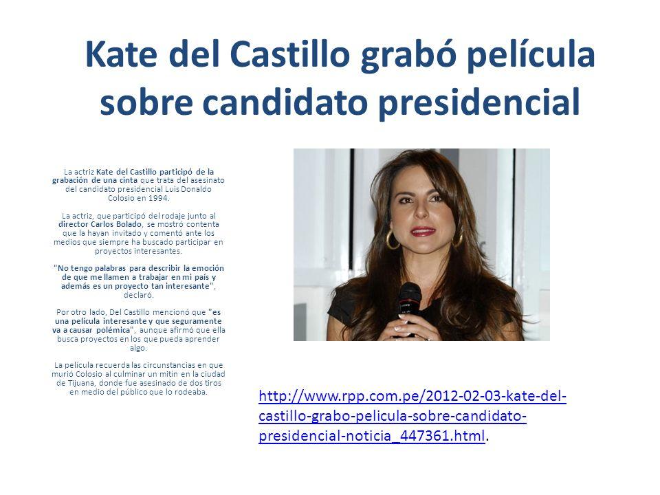 Kate del Castillo negó ser lesbiana: Me gustan mucho los hombres Ante los rumores de que sería lesbiana, la actriz Kate del Castillo salió al frente para aclarar que le gustan los hombres.
