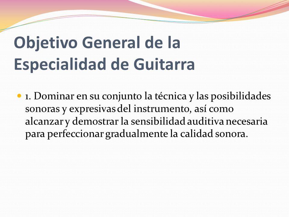 Objetivo Específico de Enseñanzas Profesionales de Música c) Utilizar el oído interno como base de la afinación, de la audición armónica y de la inter