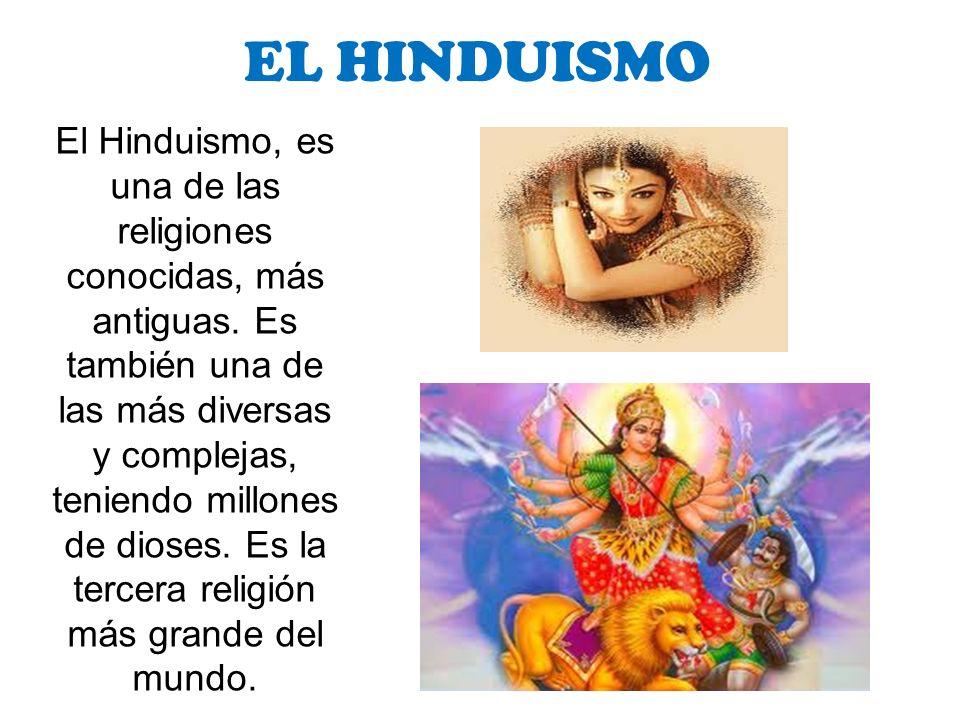 LAS RELIGIONES EN LA INDIA En la India hay muchas religiones. Pero… ¿Sabéis cual es la mas importante? ¡¡¡EL HINDUISMO!!!