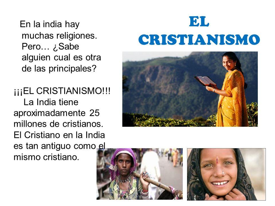 ISLAM Además del Hinduismo, ¿Sabéis cual es otra religión muy importante? ¡ EL ISLAM ! Esta religión islámica, enseña los medios para alcanzar la paz